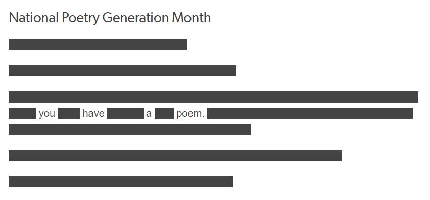 Archives – Procedural Generation