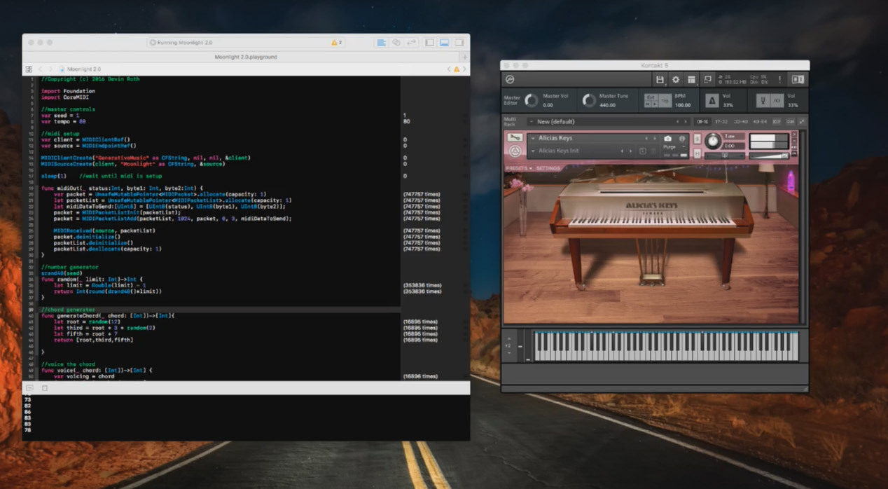 live streaming procedural music i need to talk – Procedural